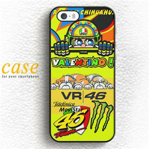 Valentino 46 Logo Ipod 4 Touch Ipod 5 Casing Cover valentino vr46 motogp logo monste skin back shell mobile phone cases for iphone 6 6