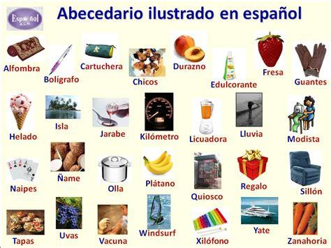 q es pattern en español resultado de imagen de vocabulario cosas en espa 241 ol