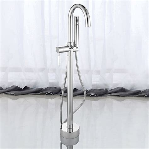 ove decors athena freestanding bath tub faucet by ove