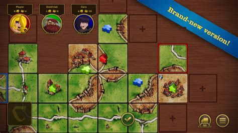 Carcassonne Amazonas Board carcassonne appstore for android