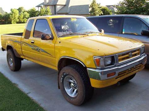 Toyota Tacoma 1994 Upbeatbubble14 1994 Toyota Tacoma Xtra Cab Specs Photos