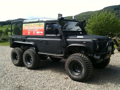 1000 images about car land rover 6x6 on