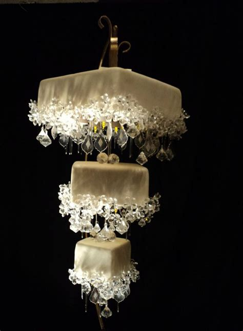 chandelier cake on suspended wedding cake chandelier cake stand and chandelier wedding