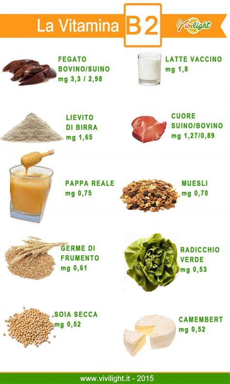 alimenti ricchi di vitamina b2 vivilight 187 la vitamina b2 propriet 224 e cibi ne sono