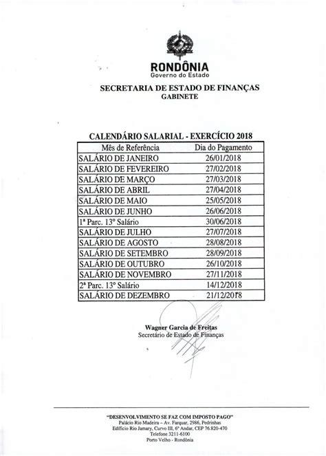 pagamento servidores abril 2016 rs central rondonia