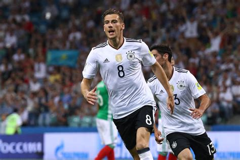 mexico vs germany last match result germany vs mexico score 4 1 goretzka fires