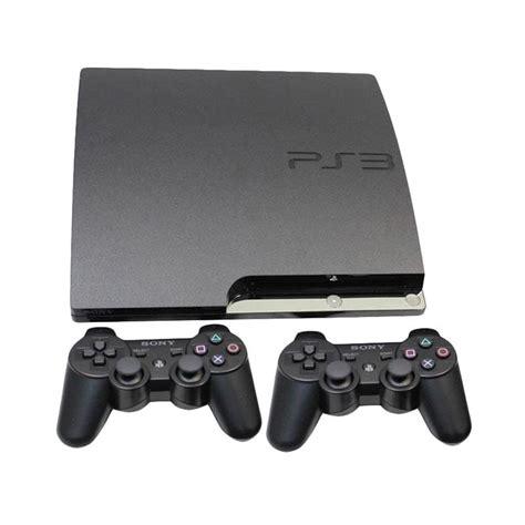 Playstation 3 Slim 160gb Cfw2 Stik Werles jual sony ps3 slim cfw hdd 160gb jpg dan 2 stik wireless