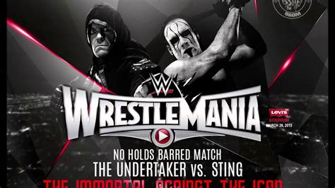 theme song wrestlemania 2015 wwe wrestlemania 32 official theme song anything goes