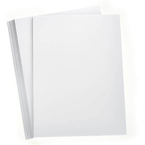 a4 paper craft white premium smooth paper a4 100 pack hobbycraft