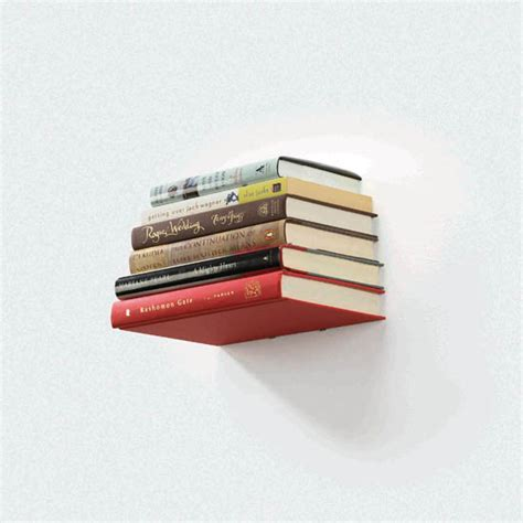 invisible bookshelf put a magic in your home