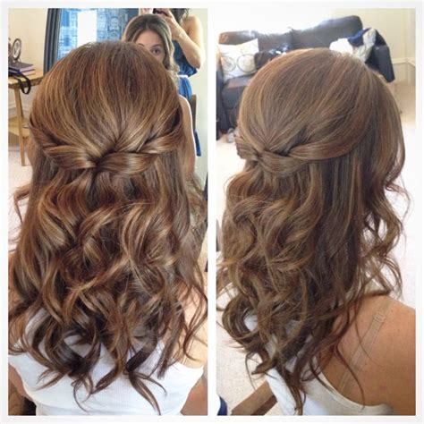 simple bridesmaid hair ideas  pinterest simple prom hair simple prom hairstyles