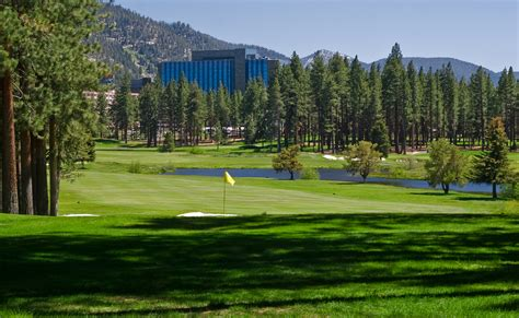 South Lake Tahoe Golf Courses   SouthLakeTahoe.com
