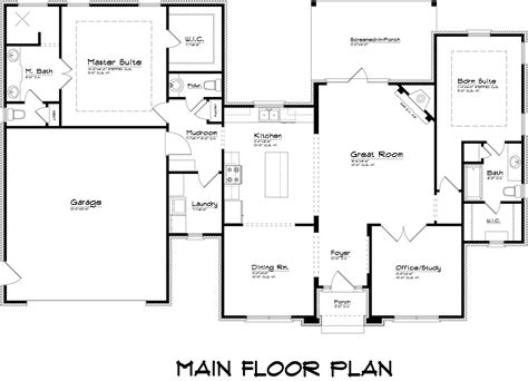 master on main house plans home design and style floor plans for homes with 4 master suites floor free