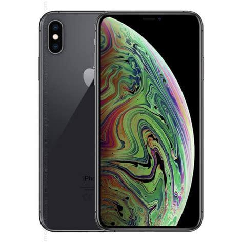 apple iphone xs max en gris espacial de gb