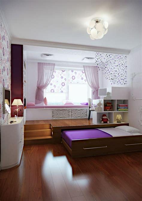 cr馥r une chambre dans un salon gagner de l espace dans une chambre 224 coucher