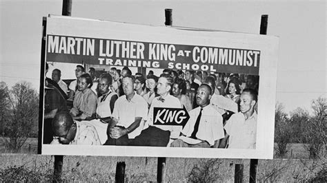 Menot The Anti V Day Movement by Martin Luther King Jr A Communist Why He S Been Whitewashed