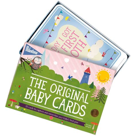baby sts for card milestone baby cards set milestone cards