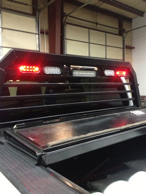 Light Racks For Trucks by 2012 Duty Led Lights And Custom Switches Ford