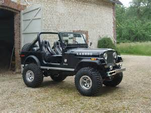 Lifted Jeep Cj7 For Sale Jeep Cj 7 Custom Interior Image 11