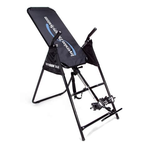inversion therapy using chairs stamina 174 gravity inversion table 172683 inversion