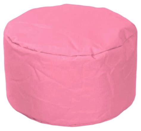 bean bag rounds valufurniture stool pink bean bag