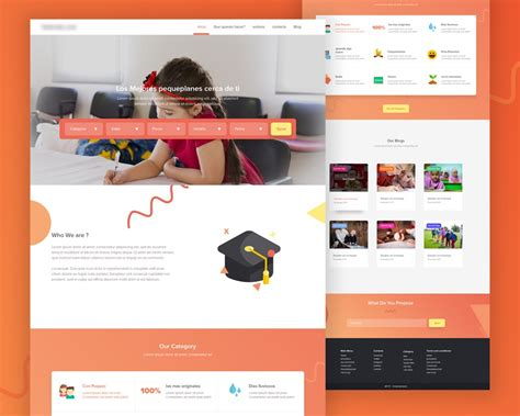 Website Landing Page Templates Free