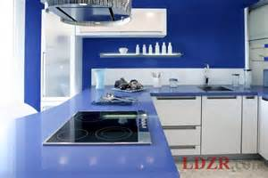 white blue kitchen modern white and blue kitchen interior decorations home design and ideas