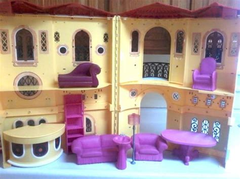 bratz doll house mansion details about bratz barbie world mansion dollhouse with furniture new