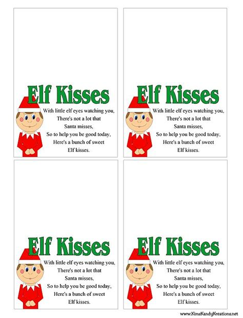 printable elf activities elf on the shelf letters printable letter from elf on