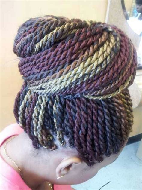 burgundy senegalese twists united twist senegalese twists well braid it then