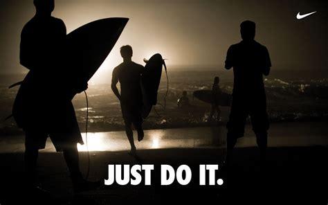 Tshirtbajukaos Nike Just Do It 2 nike viral marketing caign viral marketing through social media