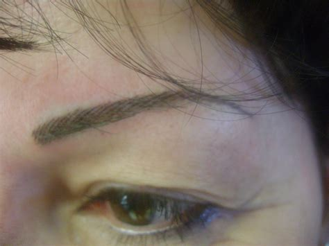 tattooing eyebrows eyebrow eyebrow tattooing