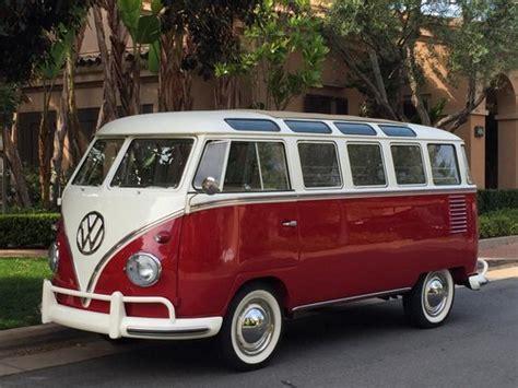 Volkswagen Microbus For Sale by Volkswagen Microbus For Sale Hemmings Motor News