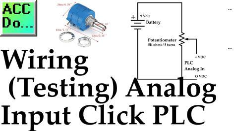 click plc wiring diagram click plc programming tutorial