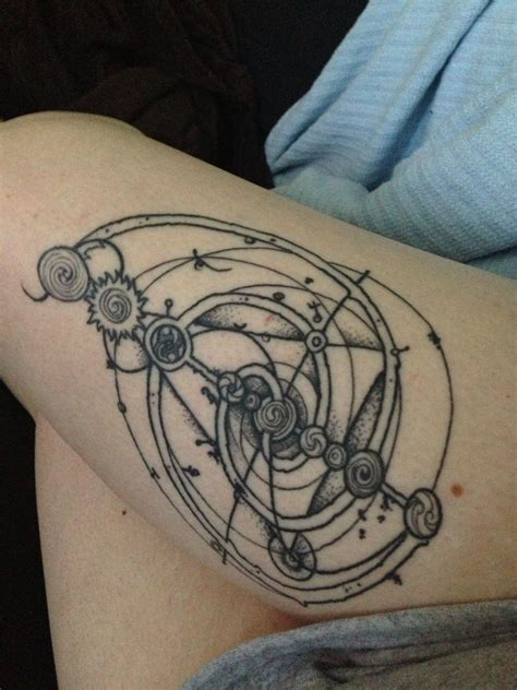 dark crystal tattoo the the great conjunction sorry my