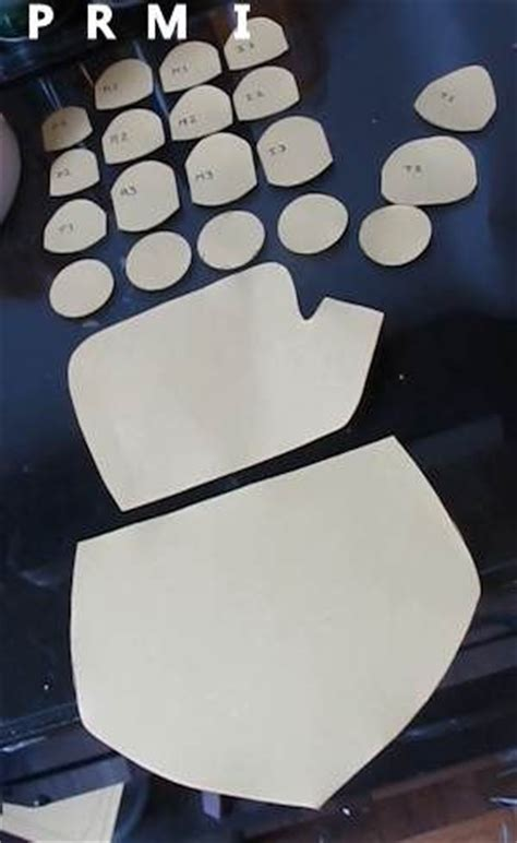 How To Make Gloves Out Of Paper - 17 best images about tutoriel on