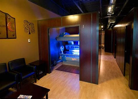tanning salon layout design an alternative to traditional methods of tanning salon