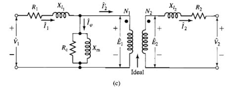 leakage current in inductor transformer about quot leakage inductance quot electrical engineering stack exchange