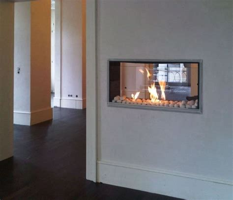 Sided Fireplace Inserts by Dual Sided Electric Fireplace Insert Electric Fireplace Heat