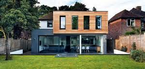 Modern Home Design Uk by multi storey timber extension by 51 studios ar design studio
