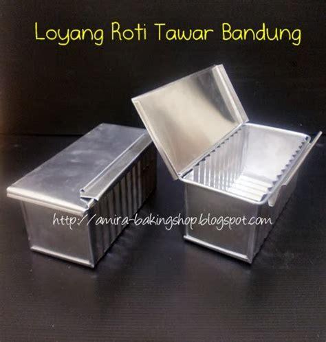 Loyang Roti Tawar Ukuran 20 X 10 Cm amira baking shop pesanan khusus a k a made by request