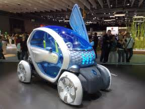 Renault Electric Car History Renault Twizy Z E Technical Details History Photos On