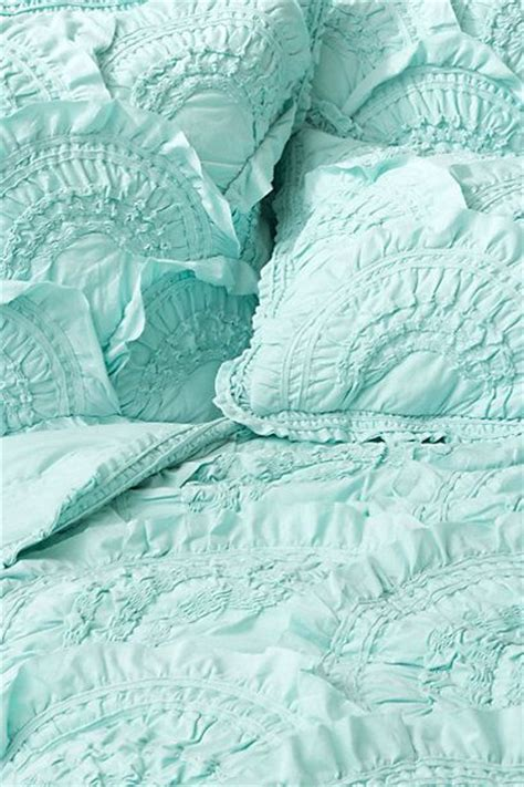 mint blue bedding rivulets quilt turquoise teal quilt and blue comforter