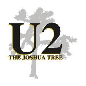 u2 8211 the joshua tree logo vector ai free graphics