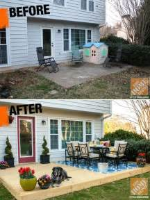 Small Backyard Ideas Before After Best 25 Patio Makeover Ideas On