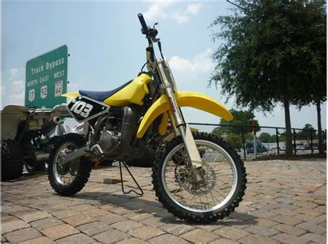 Suzuki 90 Dirt Bike 2007 Suzuki Rm85 Dirt Bike For Sale On 2040motos