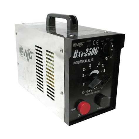 Mesin Las Nlg nlg welding inverter machine mesin las bx6 250g