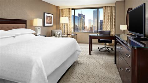 Tenacity Guest House Standard Room toronto accommodations sheraton centre toronto hotel