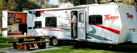 bunkhouse travel trailers with outdoor kitchens bunkhouse travel trailers with outdoor kitchens besto