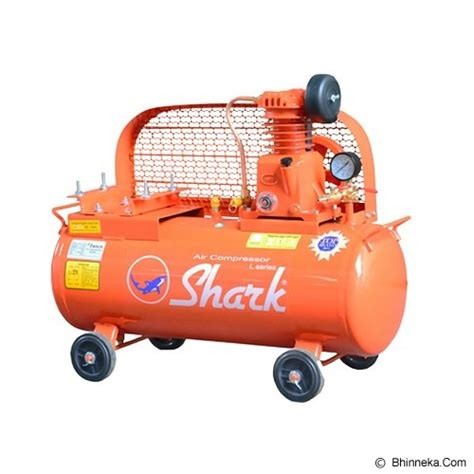 Kompresor Fetch 1 4hp Jual Shark Kompressor 1 4 Hp Unloading Lzu 5114 Murah